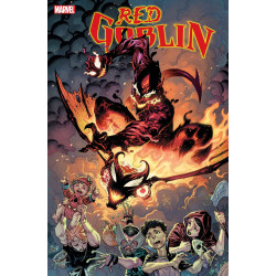RED GOBLIN RED DEATH 1
