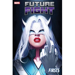 FUTURE FIGHT FIRSTS WHITE FOX 1