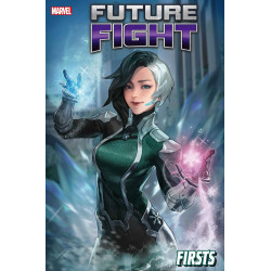 FUTURE FIGHT FIRSTS LUNA SNOW 1