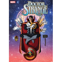 DOCTOR STRANGE ANNUAL 1