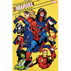 HISTORY OF MARVEL UNIVERSE 4