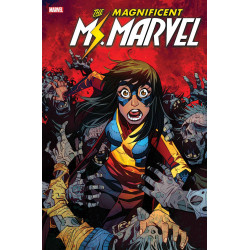 MAGNIFICENT MS MARVEL 8