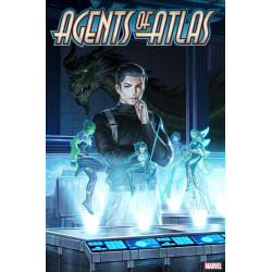 AGENTS OF ATLAS 3