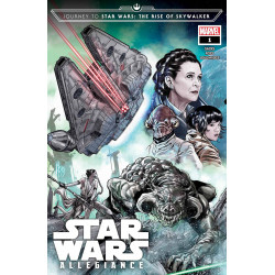 JOURNEY STAR WARS RISE SKYWALKER ALLEGIANCE 1