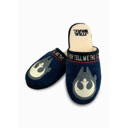 HAN SOLO STAR WARS SLIPPERS