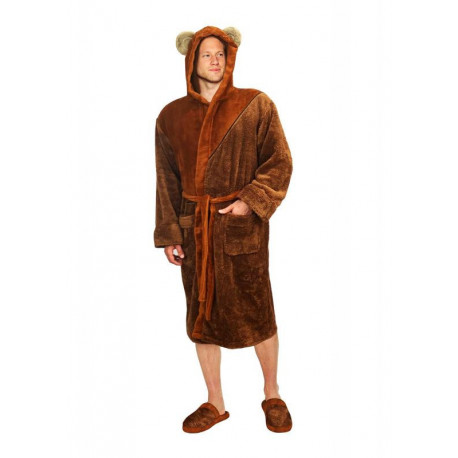 EWOK STAR WARS BATHROBE