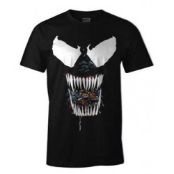 VENOM MARVEL T SHIRT SIZE LARGE