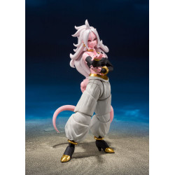 ANDROID NO. 21 SH FIGUARTS DRAGON BALL FIGHTERZ ACTION FIGURE