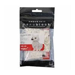 HOKKAIDO DOG NANOBLOCK BUILDING BLOCK SET