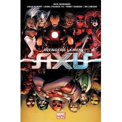 AVENGERS - X-MEN - AXIS