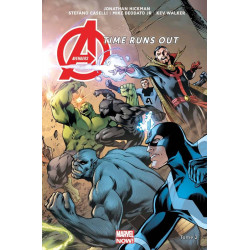 AVENGERS TIME RUNS OUT T02