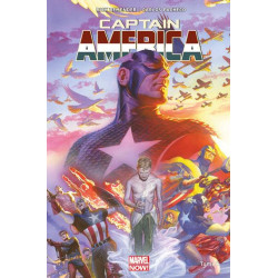 CAPTAIN AMERICA MARVEL NOW T05