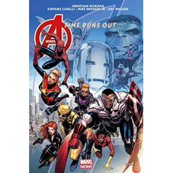 AVENGERS TIME RUNS OUT T04