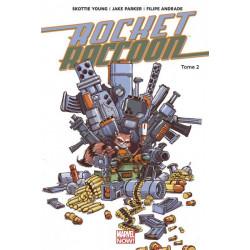 ROCKET RACCOON MARVEL NOW T02