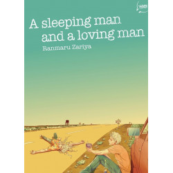 A SLEEPING MAN AND A LOVING MAN