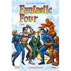 FANTASTIC FOUR: L'INTEGRALE T03 (1964) NED
