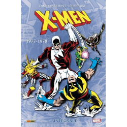 X-MEN: L'INTEGRALE T02 (1977-78) NED