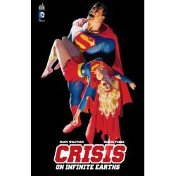 DC ESSENTIELS - CRISIS ON INFINITE EARTHS