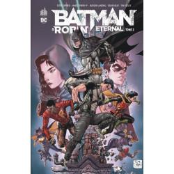 DC RENAISSANCE - BATMAN & ROBIN ETERNAL TOME 2