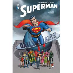 DC DELUXE - LES DERNIERS JOURS DE SUPERMAN