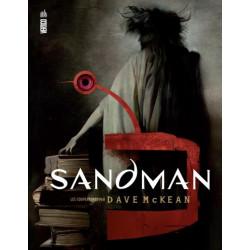 URBAN BOOKS - SANDMAN LES COUVERTURES PAR DAVE MCKEAN