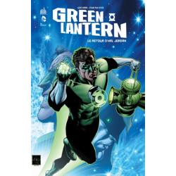 DC CLASSIQUES - GREEN LANTERN : LE RETOUR D'HAL JORDAN
