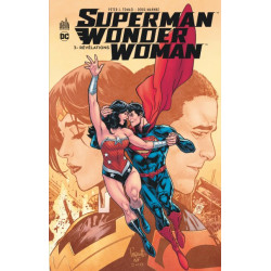 DC RENAISSANCE - SUPERMAN & WONDER WOMAN TOME 3