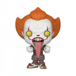 PENNYWISE FUNHOUSE IT CHAPTER TWO POP! MOVIES VYNIL FIGURE