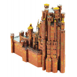 RED KEEP GAME OF THRONES METAL EARTH MODEL KIT