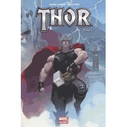 THOR MARVEL NOW T01