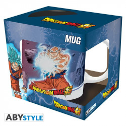 GOKU ULTRA INSTINCT VS JIREN DRAGON BALL SUPER MUG 320 ML