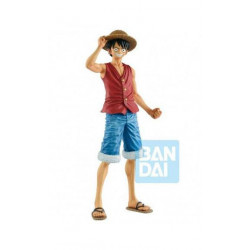 LUFFY 20TH HISTORY MASTERLISE ONE PIECE PVC FIGURE