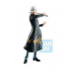 TRAFALGAR LAW 20TH HISTORY MASTERLISE ONE PIECE PVC FIGURE