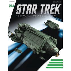 KLINGON REBEL TRANSPORT STAR TREK STARSHIPS NUMERO 155