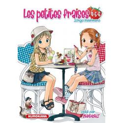LES PETITES FRAISES - TOMES 4-5-6