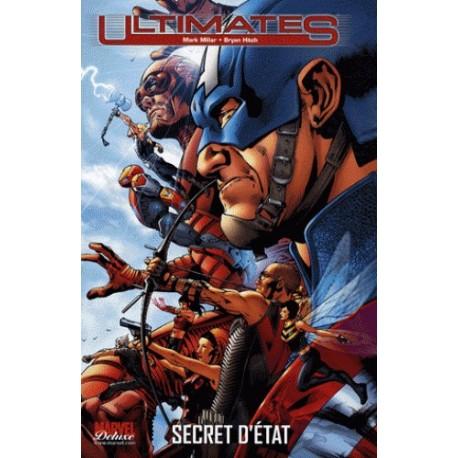 ULTIMATES T02 SECRET D'ETAT