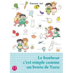LE BONHEUR C'EST SIMPLE COMME UN BENTO DE YUZU T02
