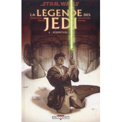 STAR WARS - LA LEGENDE DES JEDI T06 - REDEMPTION