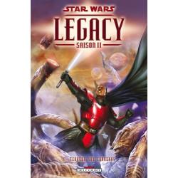 STAR WARS LEGACY - SAISON II T1 - TERREUR SUR CARRERAS