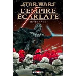 STAR WARS - L'EMPIRE ECARLATE - INTEGRALE