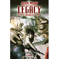 STAR WARS - LEGACY SAISON II T2 - LA VOIE DE LA LIBERTE