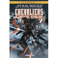 STAR WARS - CHEVALIERS DE L'ANCIENNE REPUBLIQUE 07. NED