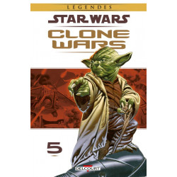 STAR WARS - CLONE WARS T5 (NED)