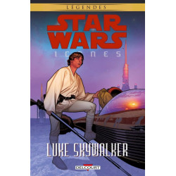 STAR WARS - ICONES T03. LUKE SKYWALKER