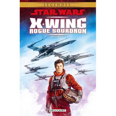 STAR WARS - X-WING ROGUE SQUADRON INTEGRALE I
