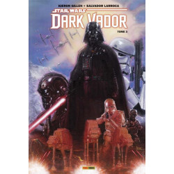 STAR WARS : DARK VADOR T03