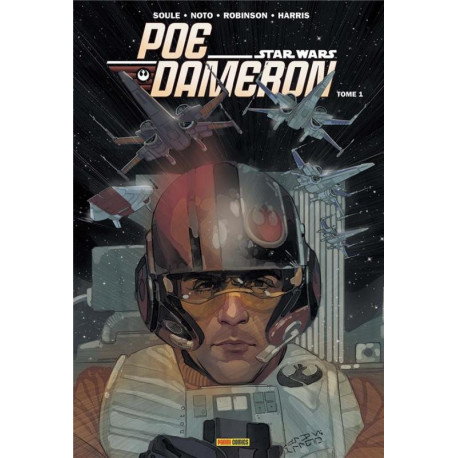 STAR WARS : POE DAMERON