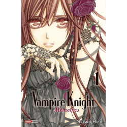 VAMPIRE KNIGHT MEMOIRES T01