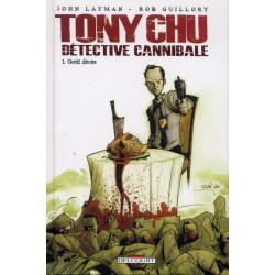 TONY CHU DETECTIVE CANNIBALE T01 GOUT DECES