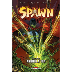 SPAWN T14 - ANNIHILATION